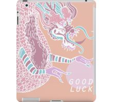 Good Luck Dragon iPad Case/Skin