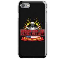Street Outlaw III iPhone Case/Skin