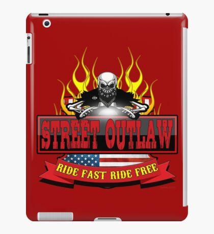 Street Outlaw III iPad Case/Skin