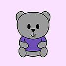 Nina Bear by Chopsy28
