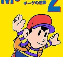 Mother 2 (SMB 3 Look-alike) by Studio Momo ╰༼ ಠ益ಠ ༽