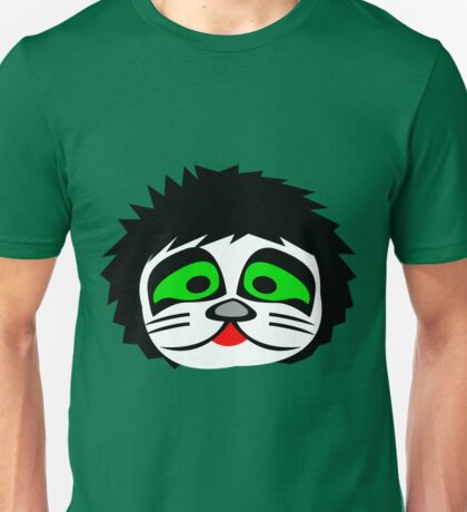KISS - Catman Peter Criss Chibi Unisex T-Shirt