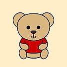 Ted the Bear by Chopsy28