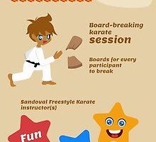 Sandoval Freestyle Karate by kickboxing9