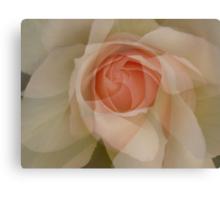 Petals - JUSTART © Canvas Print