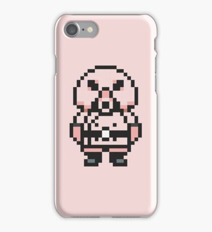Pigmask - Mother 3 / Earthbound 2 iPhone Case/Skin