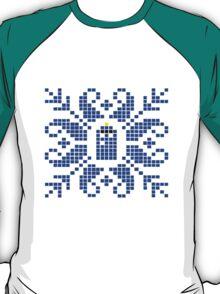 Knitted TARDIS T-Shirt