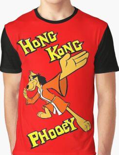 Hong Kong Phooey Graphic T-Shirt