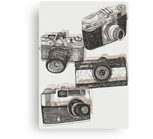 You Can't Beat The Classics Canvas Print