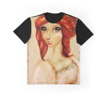 Pride and Prejudice Painting Graphic T-Shirt