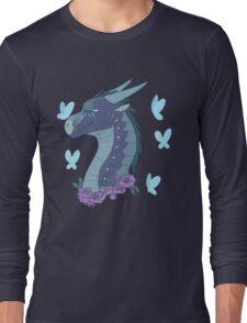 Moonwatcher- Blues Long Sleeve T-Shirt