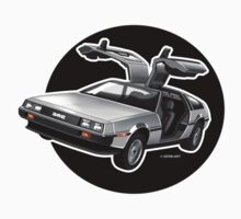 Delorean Iconic sportscar.. T-Shirt
