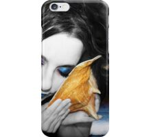 Hear the song of the siren iPhone Case/Skin