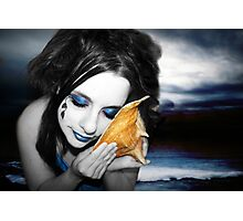 Hear the song of the siren Photographic Print