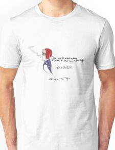 Holden Caulfield Unisex T-Shirt