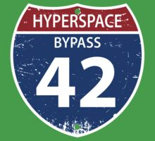 Hyperspace Bypass 42 One Piece - Short Sleeve