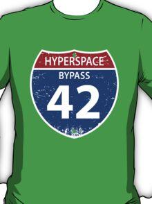 Hyperspace Bypass 42 T-Shirt