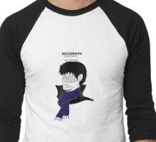 Sherlock Sociopath Men's Baseball ¾ T-Shirt