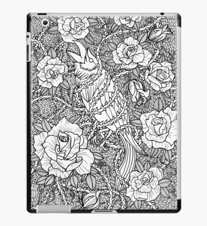 Trapped raven  iPad Case/Skin