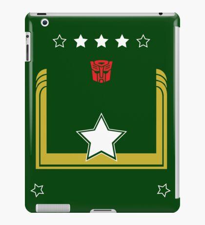 Hound - Transformers 80s iPad Case/Skin