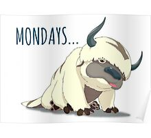 Appa on Mondays Poster