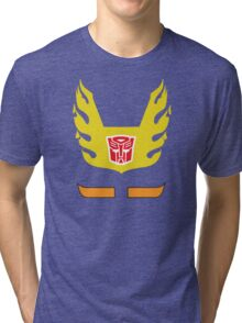Hot Rod - Transformers 80s Tri-blend T-Shirt