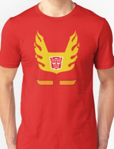Hot Rod - Transformers 80s Unisex T-Shirt