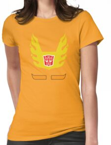 Hot Rod - Transformers 80s Womens Fitted T-Shirt
