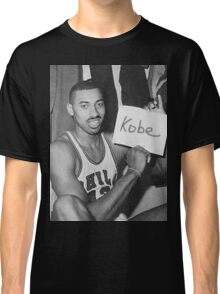 Kobe's 80 point game and Wilt's 100 point game Mashup  Classic T-Shirt