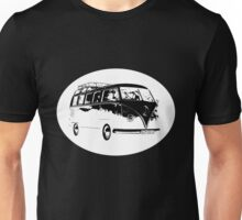 VW Camper Split Screen Unisex T-Shirt