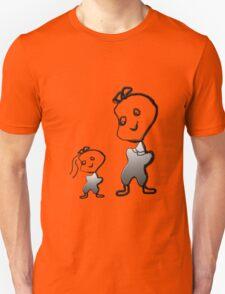 sisters babies T-Shirt