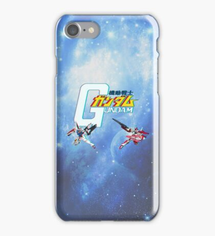 Gundam 3D iPhone Case/Skin