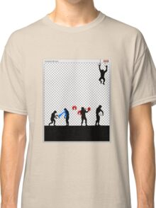 99 Steps of Progress - Photoshop Classic T-Shirt