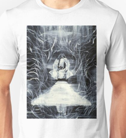 SUFI WHIRLING  - FEBRUARY 19,2013 Unisex T-Shirt