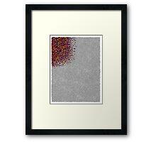 Untitled thing - De Stjil Edition Framed Print
