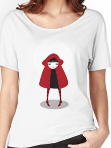 Little Red Riding Hood Women's Relaxed Fit T-Shirt