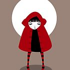 Little Red Riding Hood by volkandalyan