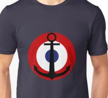 French Naval Aviation - Roundel Unisex T-Shirt
