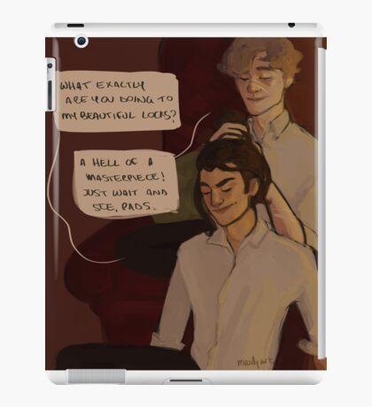 Remus and Sirius iPad Case/Skin