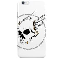 BLACKFLAGCAFE iPhone Case/Skin