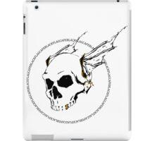 BLACKFLAGCAFE iPad Case/Skin