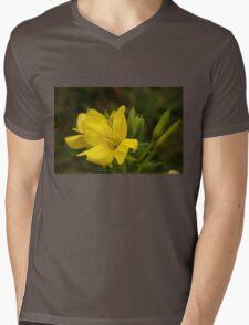 Sundrops ~ Yellow Delight Mens V-Neck T-Shirt