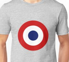 French Air Force - Roundel Unisex T-Shirt