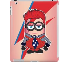 David Bowie / Ziggy Stardust Minion iPad Case/Skin