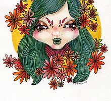 Daisy Girl by Jellyscuds