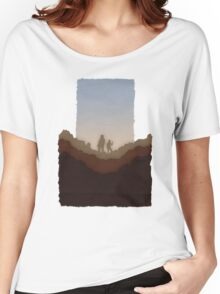 Han & Chewie Women's Relaxed Fit T-Shirt