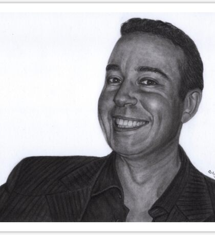 Joe Mallozzi Sticker