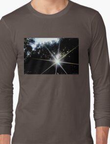 Sunset through the Trees Long Sleeve T-Shirt