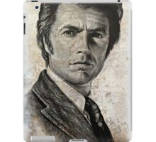 Dirty Harry iPad Case/Skin