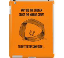 Mobius Chicken iPad Case/Skin